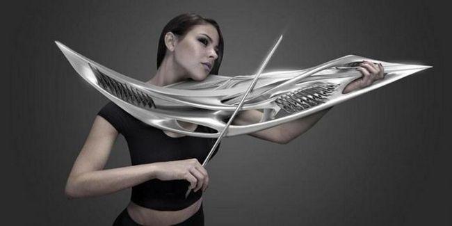Это самые странные музыкальные инструменты в мире