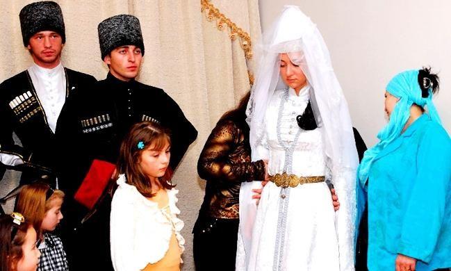 кабардинские свадьбы