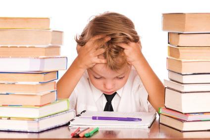 Как быстро сделать уроки с младшеклассником