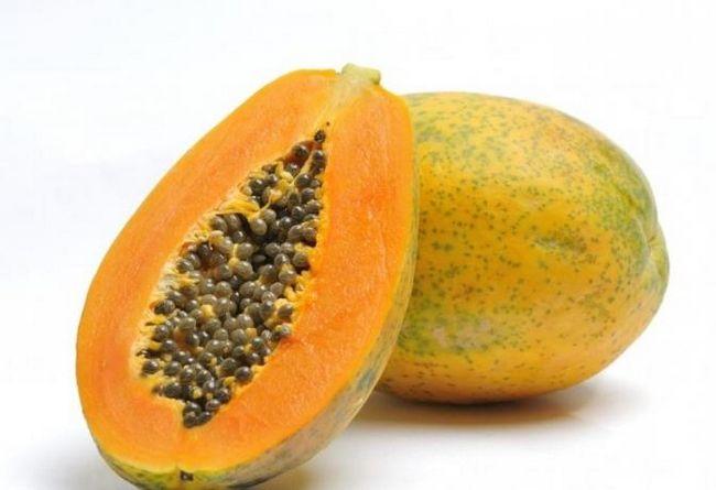Как едят папайю? Экзотика на нашем столе
