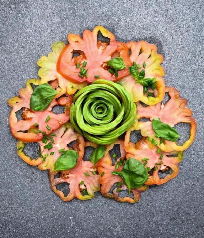 Как фуд-блогер превратил авокадо в предмет искусства