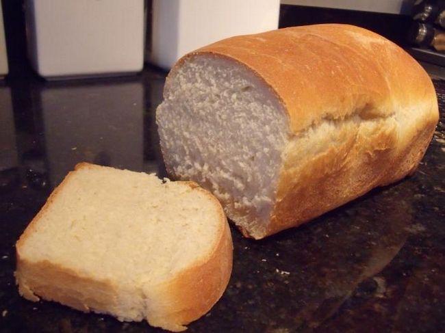 как испечь хлеб в хлебопечке