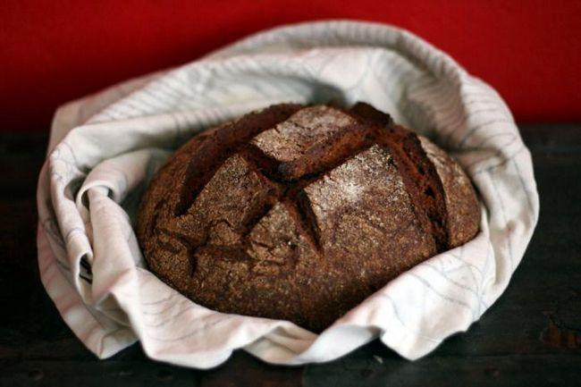 ржаной хлеб в мультиварке редмонд
