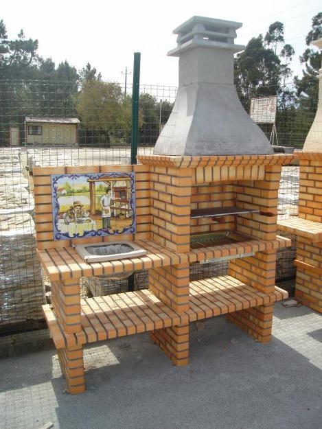 Как изготавливается садовая печь