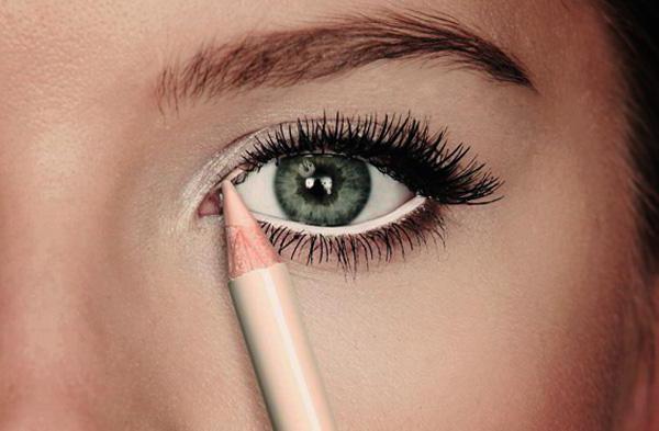 макияж для маленьких глаз фото