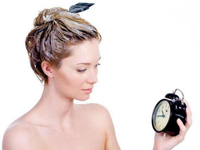 красить волосы на чистую или грязную голову