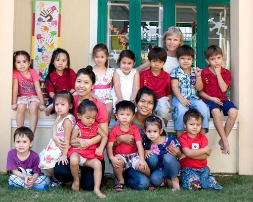 как назвать группу в детском саду