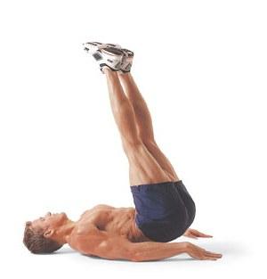 Как накачать кубики на животе: комплекс упражнений