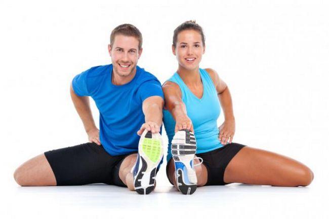 Как наладить отношения с помощью... Совместных тренировок