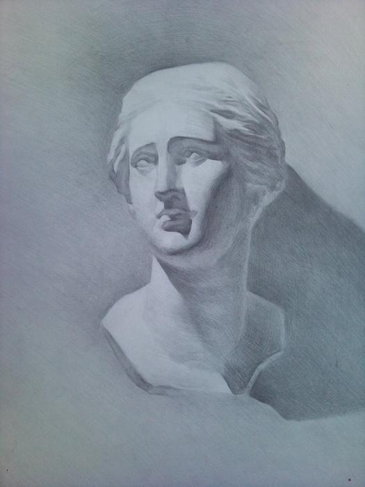 Как нарисовать академический рисунок?