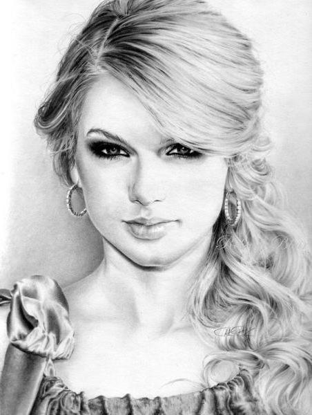 Как нарисовать красивую девушку по законам симметрии
