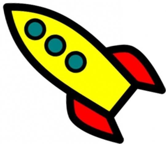 Как нарисовать ракету: несколько простых способов в помощь взрослому