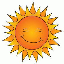 Как нарисовать солнце? Делай, как мы!