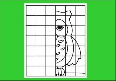 Как нарисовать сову: мастер-класс