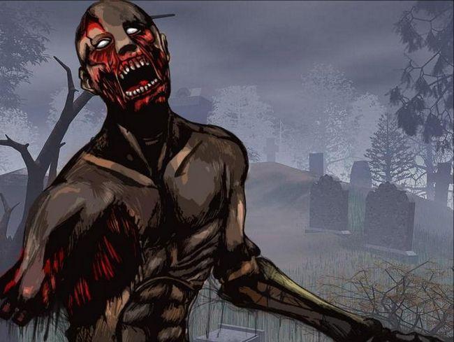 Как нарисовать зомби: особенности персонажа и мастер-класс