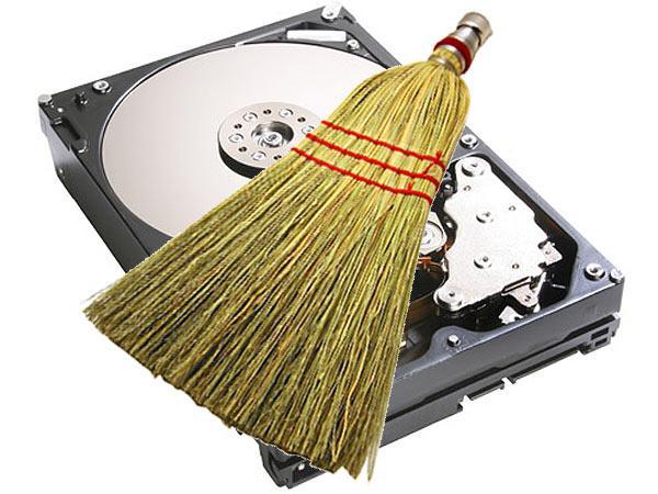 Как очистить компьютер от мусора