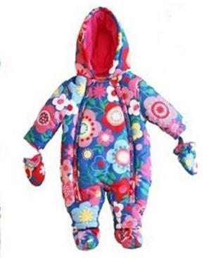 как одевать новорожденного в ноябре