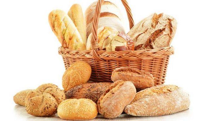 как пекут хлеб в печи