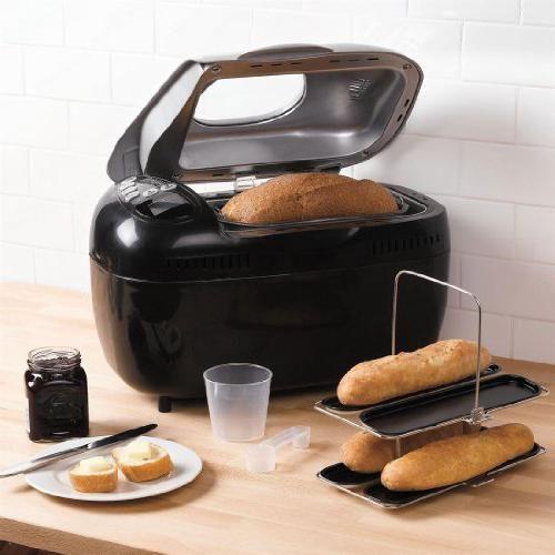 печь хлеб в хлебопечке