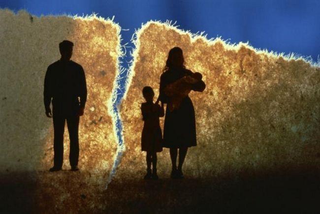 советы как пережить развод
