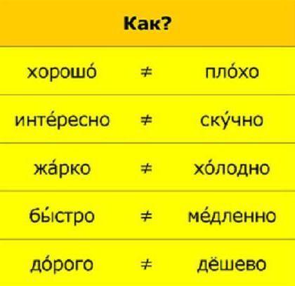 примеры слов, которые с не пишутся слитно