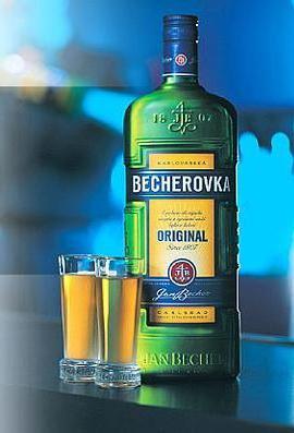 как пить бехеровку
