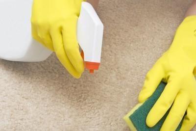 Как почистить ковер в домашних условиях? Очень просто!
