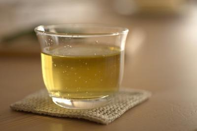 Сколько калорий в зеленом чае