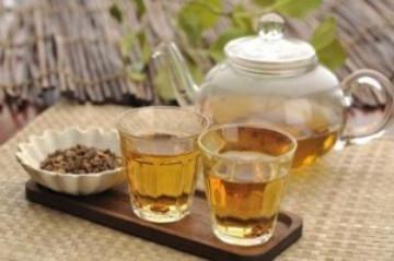 Чайник для зеленого чая