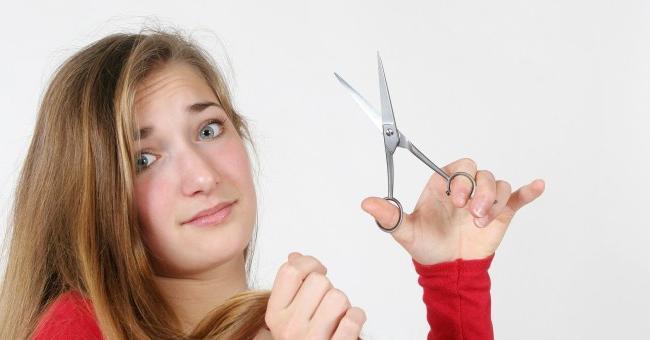 Как подстричь длинные волосы разного типа