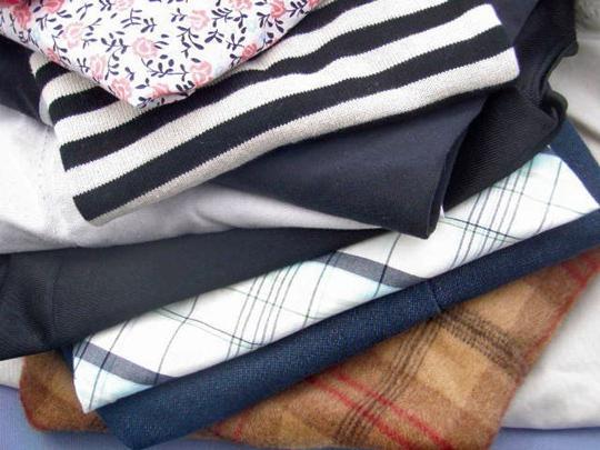 значки по уходу за одеждй