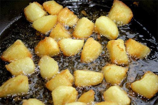 Как правильно жарить картошку. Простые советы для кулинарного шедевра
