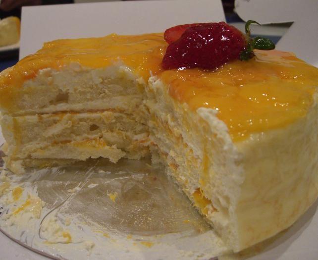 как приготовить бисквитный торт в домашних условиях