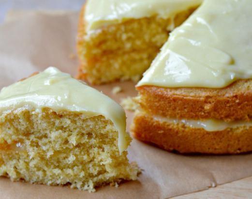 домашний бисквитный торт рецепт