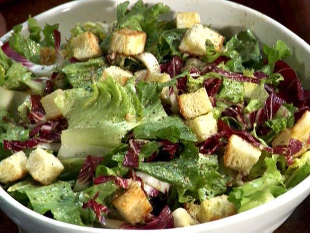 Как приготовить классический салат «цезарь»