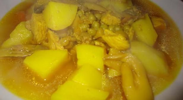 как приготовить курицу с картошкой в мультиварке