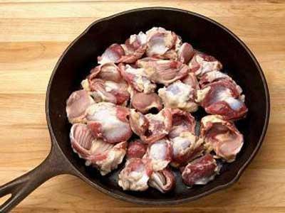 Как приготовить куриные желудочки - несколько отличных вкусных рецептов