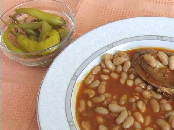 блюда из бобов рецепты