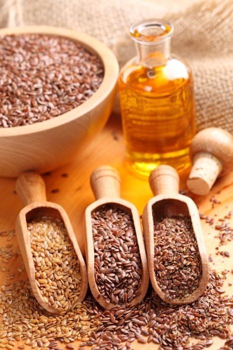 Как принимать льняное масло для похудения: простые советы
