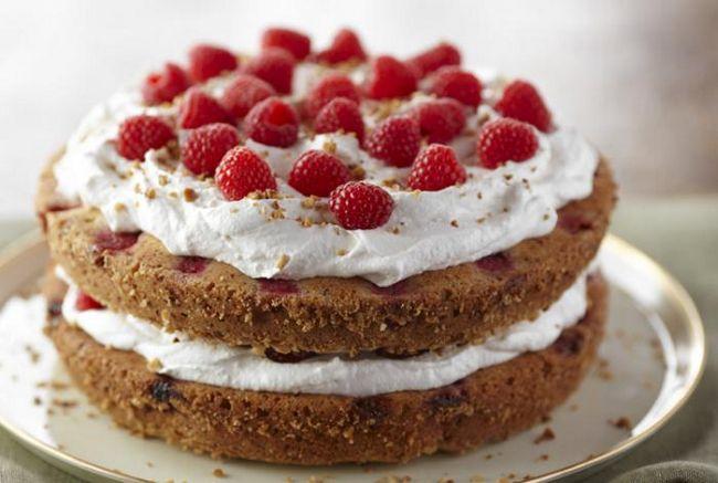 торт в домашних условиях пошагово
