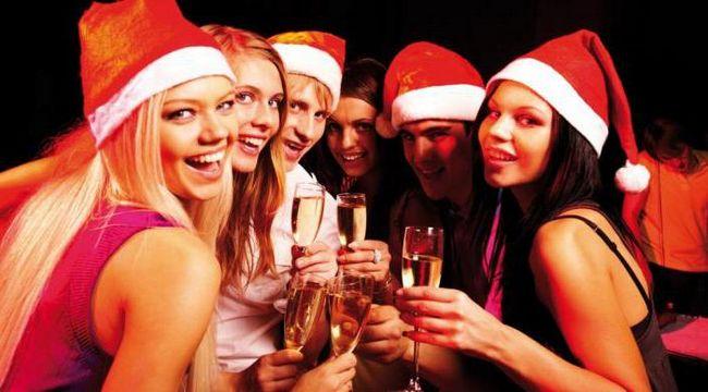 как провести новогодние праздники