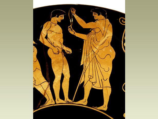 Как проводились олимпийские игры в древности