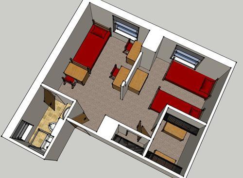 Как рассчитать площадь комнаты с помощью рулетки