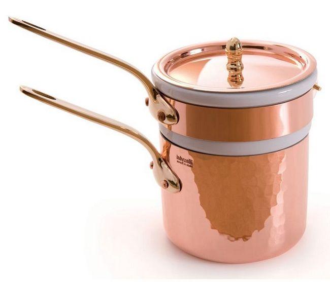 Как растопить шоколад на водяной бане: советы кулинаров