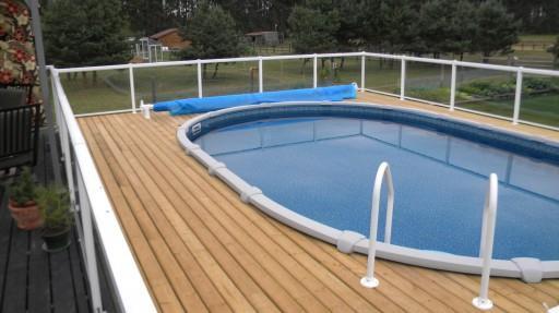 Как сделать бассейн на даче своими руками? Самое простое решение этой задачи