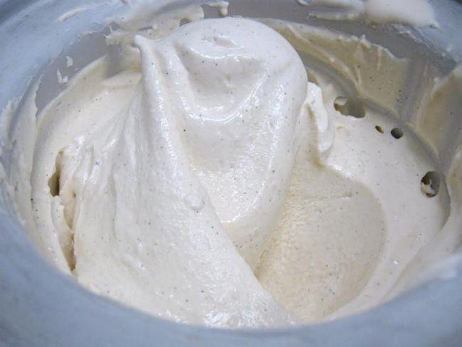 белково масляный крем