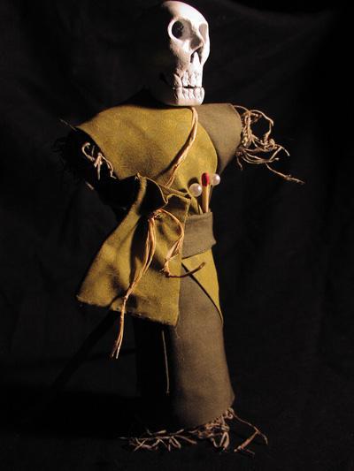Как сделать куклу вуду своими руками из подручных материалов