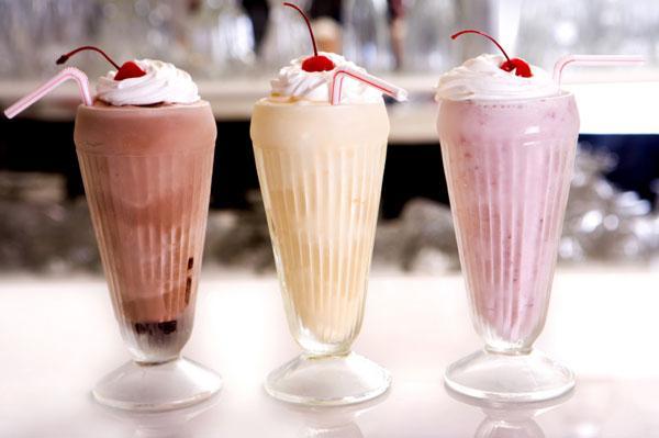 Как сделать молочный коктейль в блендере