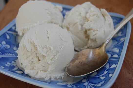 мороженое молочное рецепт