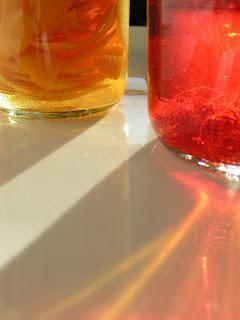 Как сделать настойку из спирта и ягод